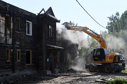 Разработан закон о всероссийском сносе и изъятии недвижимости