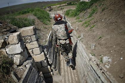 Азербайджан заявил о гибели военнослужащего из-за провокации Армении на границе