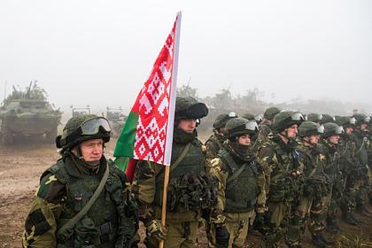 В Белоруссии анонсировали второй этап учений «Славянское братство»