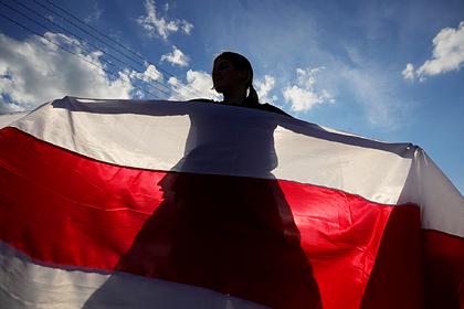 В МВД Белоруссии назвали число участников протестных акций