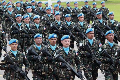 Украина предложила вернуться к вопросу о вводе миротворцев ООН в Донбасс