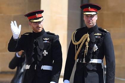 Раскрыта истинная причина перемирия между принцами Гарри и Уильямом