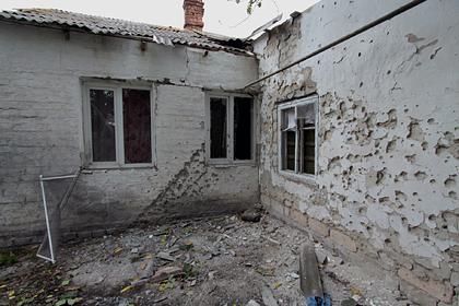 ДНР обвинила Украину в обстреле двух сел из гранатомета