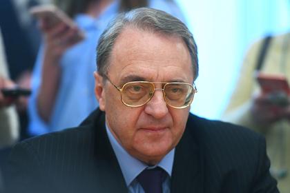 Россия отказалась расчленять Ливию