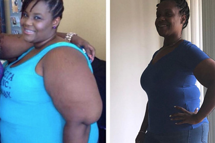157-килограммовая женщина похудела на 64 килограмма и раскрыла секрет успеха