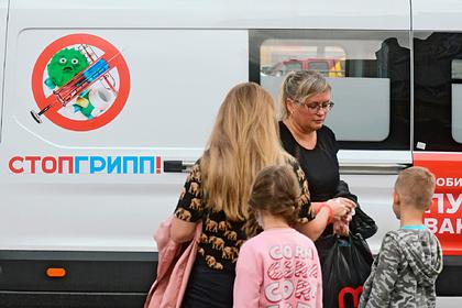 Более 650 тысяч жителей Подмосковья привились от гриппа