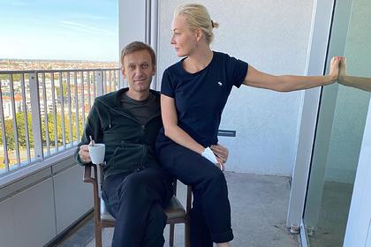 Навальный рассказал о своем состоянии сразу после выхода из комы
