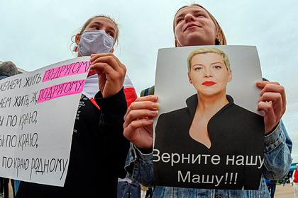 Марию Колесникову оставили под арестом