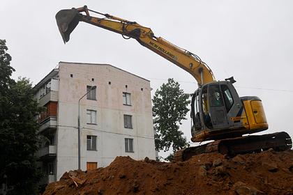 Названы риски реновации по всей России