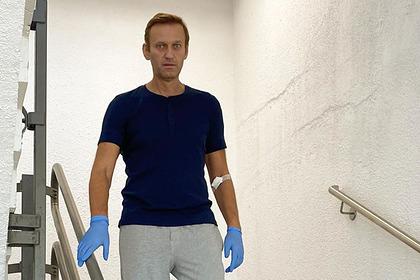 В ФРГ объяснили невозможность начать собственное расследование дела Навального