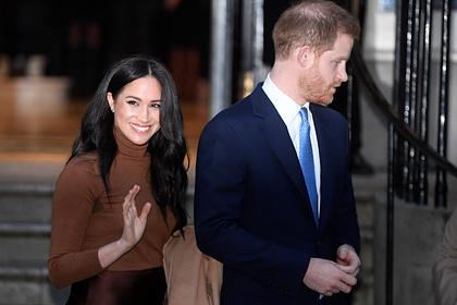 Двойники принца Гарри и Меган Маркл лишились работы