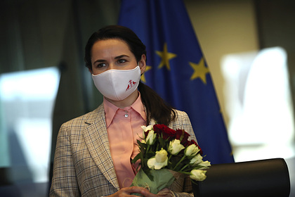 Тихановская договорилась с ЕС о помощи Белоруссии после ухода Лукашенко