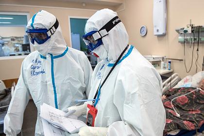 В Петербурге экстренно развернули госпиталь из-за роста случаев коронавируса