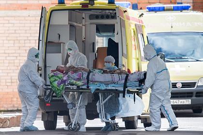 В центре имени Гамалеи назвали сроки конца распространения коронавируса в России