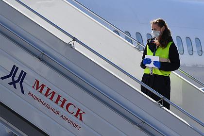 Объявлена дата запуска авиарейсов между Россией и Белоруссией