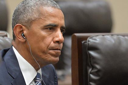 На Украине заявили о «сдаче» Крыма по просьбе Обамы