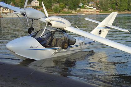 Самолет с бывшим российским чиновником рухнул в озеро