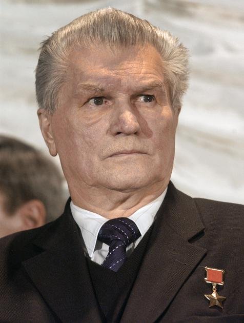 Командир группы «Альфа» Геннадий Зайцев