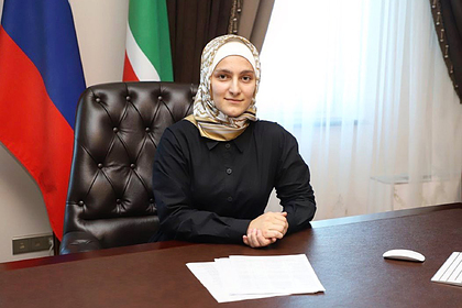 Айшат Кадырова