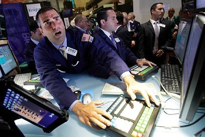 Фондовый рынок США сел на «качели»