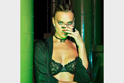 Ирина Шейк стала героиней рекламы нижнего белья Рианны