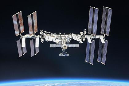МКС успешно уклонилась от столкновения с неопознанным объектом