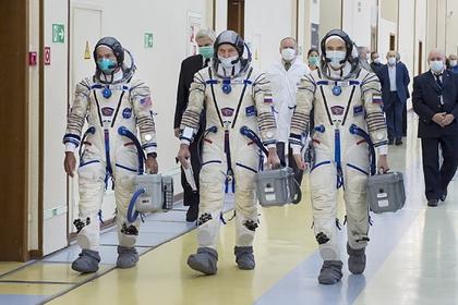 «Роскосмос» снимет первый художественный фильм на МКС