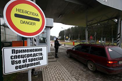 Лукашенко запретил ввоз любых польских товаров