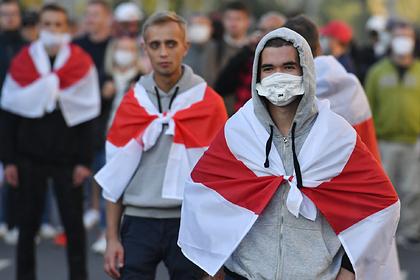 Белорусская оппозиция оценила вероятность антироссийских протестов