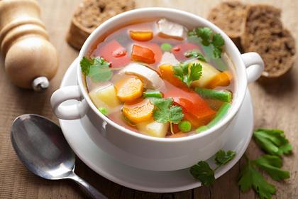В Минздраве назвали основы правильного питания