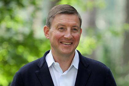 Турчак избран первым вице-спикером Совета Федерации