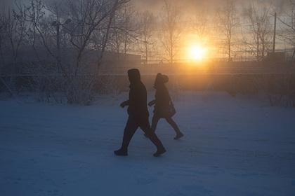 Российский рекорд самой низкой температуры в Северном полушарии пересмотрели