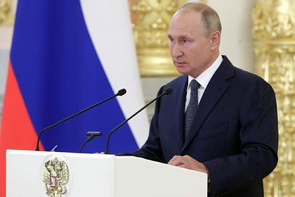 Путин назвал главный способ борьбы с бедностью