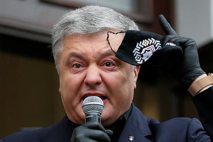 Порошенко предложил оплачивать штрафы открывшим ответный огонь солдатам ВСУ