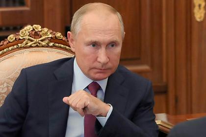 Путин раскрыл свое мнение о повышении налогов для богатых