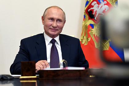 Путин пообещал рост пенсий