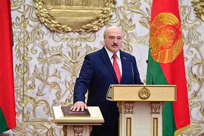 Германия оценила инаугурацию Лукашенко и отказала ему в легитимности