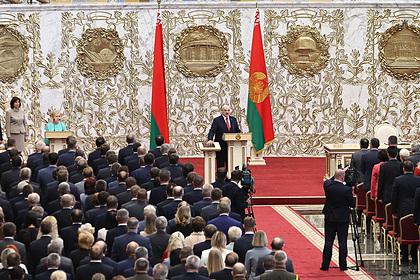 Лукашенко поблагодарил военных за предотвращение катастрофы