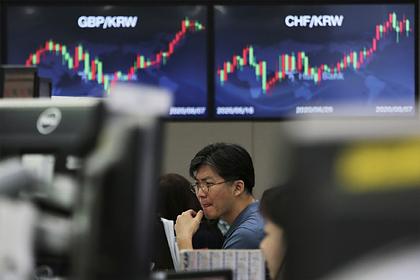 Китайцы испугались играть на бирже из-за США