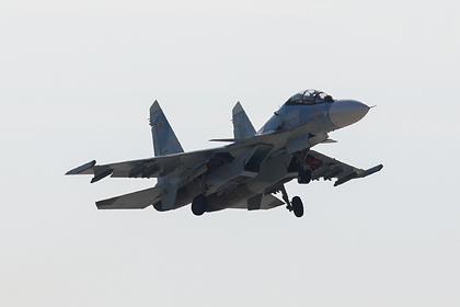 Восстановлена картина случайной атаки Су-35 на Су-30 в Тверской области