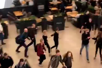 В Минске против демонстрантов применили слезоточивый газ