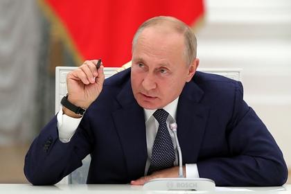 Путин проведет встречу с вновь избранными губернаторами