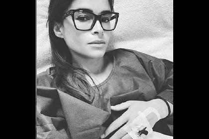 Смертельно больная Мирослава Дума ушла из соцсетей