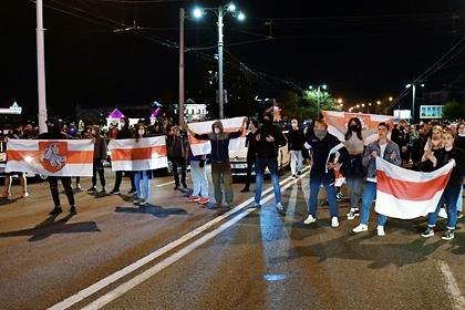 Собчак высказалась о протестах в Белоруссии после тайной инаугурации Лукашенко