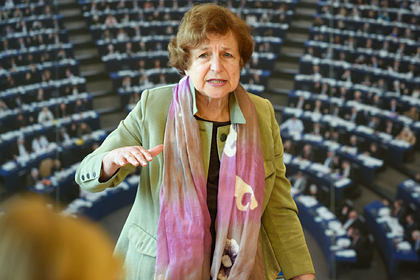 Евродепутат объяснила решение поддержать «Северный поток-2»