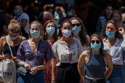 В Европе ухудшилась ситуация с коронавирусом