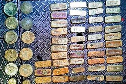 ФСБ поймала машинистов поезда на крупнейшей контрабанде золота в Китай