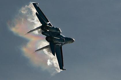 Опубликованы переговоры летчиков во время случайной атаки Су-35 на Су-30
