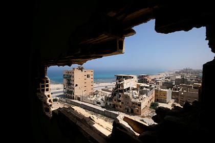 Ливию предложили «расчленить»
