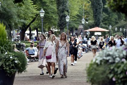 Коронавирус в Финляндии ускорился в два раза